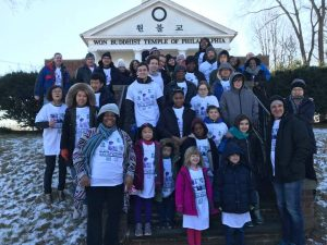 25th Annual Global Citizen 365 partnership with Won Community Service Center on Martin Luther King Day of Service January 20, 2020 (9am-1pm) AND THERE ARE MANY VOLUNTEERS NOT IN PHOTO!